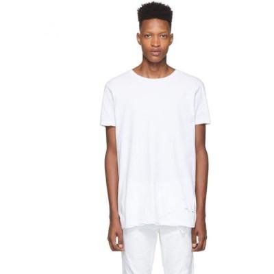 スビ Ksubi メンズ Tシャツ トップス White Sioux T-Shirt White