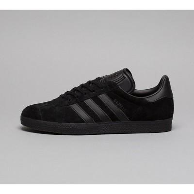 アディダス メンズ スニーカー シューズ・靴 Gazelle Trainer Black / Black