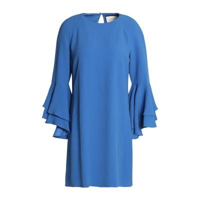 アレクシス ALEXIS ミニワンピース&ドレス パステルブルー XS レーヨン 100% ミニワンピース&ドレス