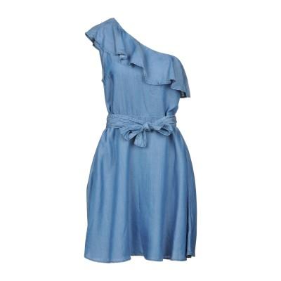 マイケル マイケル コース MICHAEL MICHAEL KORS ミニワンピース&ドレス ブルー 6 100% テンセル ミニワンピース&ドレス