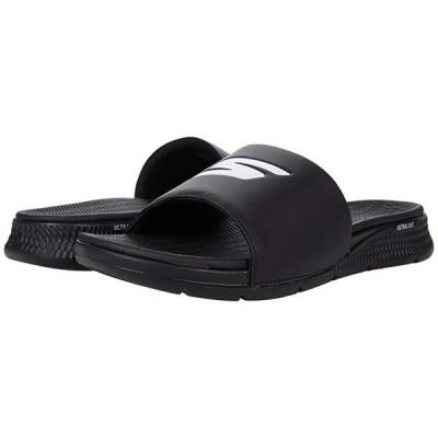 スケッチャーズ Go Consistent Sandal - 229030 メンズ サンダル Black/White