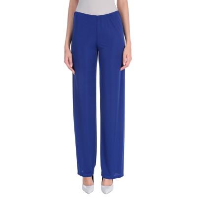 ALESSANDRO LEGORA パンツ ブルー 42 レーヨン 100% パンツ