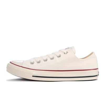 コンバース メンズ シューズ スニーカー 靴 オールスター US カラーズ ローカット エイジドホワイト 白 キャンバス CONVERSE ALL STAR US COLORS OX AGED WHITE