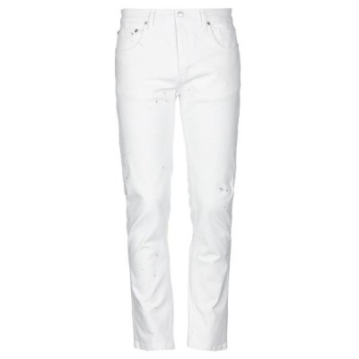 DEPARTMENT 5 ジーンズ ファッション  メンズファッション  ボトムス、パンツ  ジーンズ、デニム ホワイト