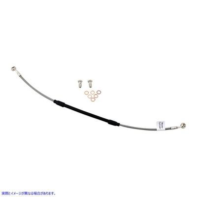 【取寄せ】  ガルファー GALFER FK003D304R Stainless Steel Brake Line FK003D304R  17416089 ドラッグスペシャリティーズ