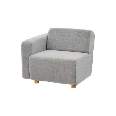 インテリア デザイナーズ家具 ROOM ESSENCE SS-118GYC 東谷 キューブ 片肘ソファ(向かって左肘) モデルルーム アウトドア 椅子 チェアー デザイン 家具 新生活…