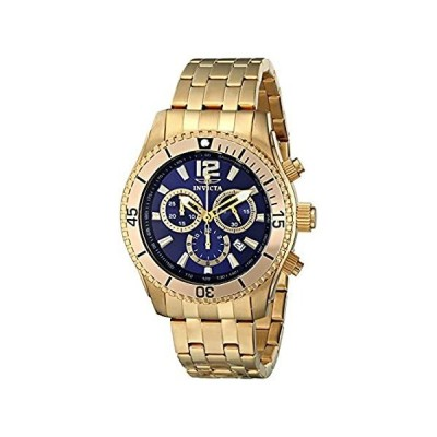 "Invicta Men's 0623 ""II Collection"" 18k Gold-Plated Watch"