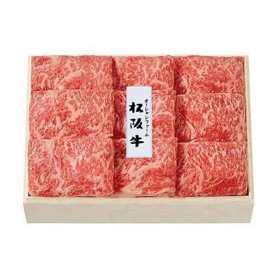 【お歳暮】<オーシャンファーム> 松阪牛 ロース肉しゃぶしゃぶ用【三越伊勢丹/公式】