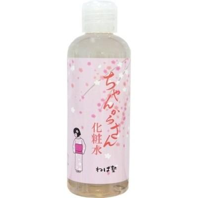 ねば塾 ちゃんからさん 化粧水 (200ml)