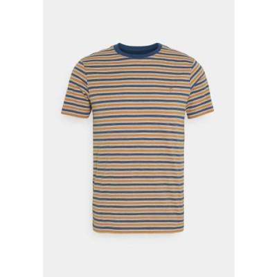 ファーラー メンズ ファッション ALGINET TEE - Print T-shirt - cold metal