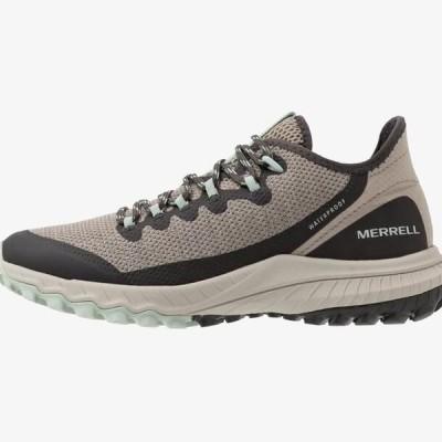 メレル レディース スポーツ用品 BRAVADA WP - Hiking shoes - aluminum