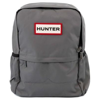 HUNTER ハンター バックパック 2020年春夏新作 UBB5028KBM Original Nylon Smell Backpack レディース リュックサック グレー