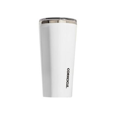 (BACKYARD/バックヤード)コークシクルタンブラー CORKCICLE.TUMBLER 16oz 470ml/ユニセックス ホワイト