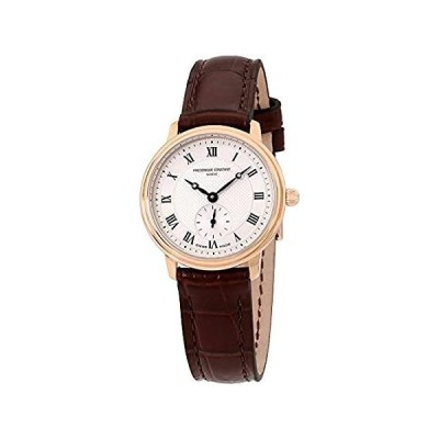 Frederique Constant Quartz Silver Dial Ladies Watch FC-235M1S4