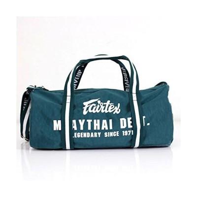 Fairtex NEW BAG BARREL GYM BOXING MMA KICKING PUNCHING MULTI BAG SHOULDER SPORT TRAVEL BAG 並行輸入品
