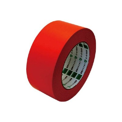 【代引不可】 オカモト クラフトテープ NO228 ピュアカラー朱色 38ミリ 【228F38】 (60巻入り)