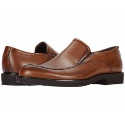 ECCO エコー メンズ 男性用 シューズ 靴 ローファー Vitrus III Apron Toe Slip-On Amber【送料無料】