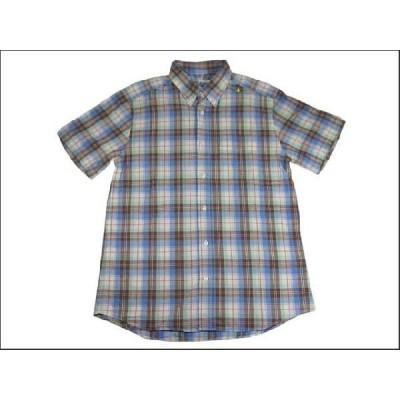 SWEEP/スウィ—プ !! S/Sマドラスチェックボタンダウンシャツ