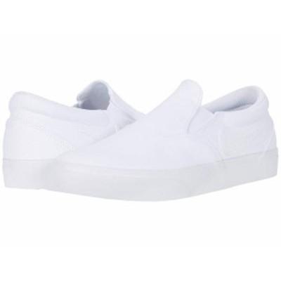 ナイキ メンズ スニーカー シューズ Charge Slip White/White/Whi