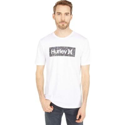 ハーレー Hurley メンズ Tシャツ トップス One & Only Crust Short Sleeve Tee White