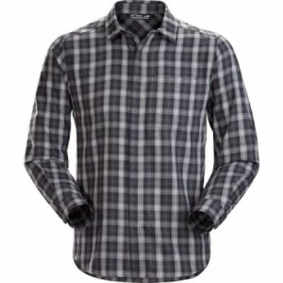(取寄)アークテリクス バーナル ロングスリーブ フランネル シャツ - メンズ Arc'teryx Bernal Long-Sleeve Flannel Shirt - Men's Scori