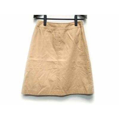 ニジュウサンク 23区 スカート サイズ38 M レディース ベージュ【中古】