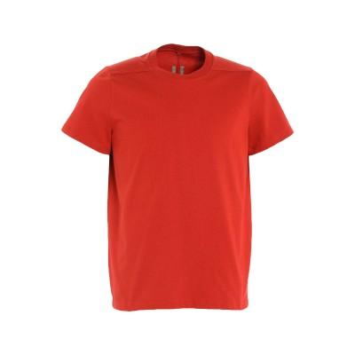 リック オウエンス RICK OWENS T シャツ レッド XS コットン 100% T シャツ