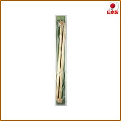 「匠」2本針 ジャンボ 12mm 54-242 ▼丁寧に仕上げた高品質の竹あみ針です