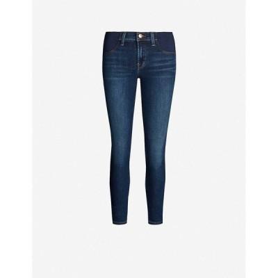 ジェイ ブランド J BRAND レディース ジーンズ・デニム マタニティウェア ボトムス・パンツ Mama J mid-rise skinny maternity jeans Fleeting