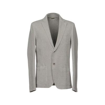 MARCIANO テーラードジャケット ライトグレー 54 コットン 83% / ポリエステル 14% / ポリウレタン 3% テーラードジャケット