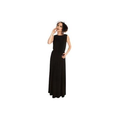 ドレス・ワンピース フォルター Folter Spellbound Maxi ドレス ブラック Goth Nugoth