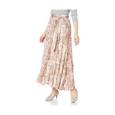ミラオーウェン 切替フレアワッシャー巻きスカート 09WFS201024 レディース BEG 日本 1 (日本サイズ9 号相当)