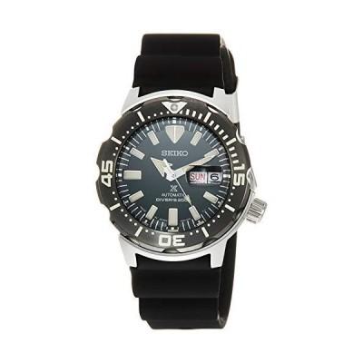 [セイコーウォッチ] 腕時計 プロスペックス メカニカル ブラック文字盤 モンスター MONSTER SBDY035 メンズ ブラッ?