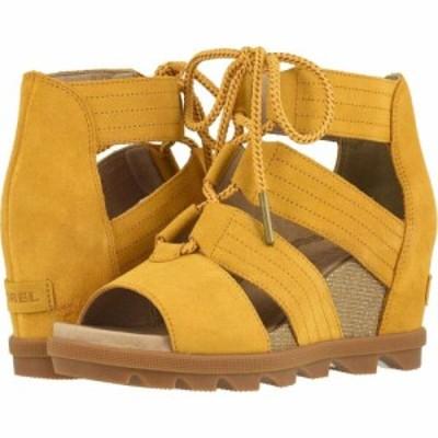 ソレル SOREL レディース サンダル・ミュール シューズ・靴 Joanie II Lace Golden Yellow