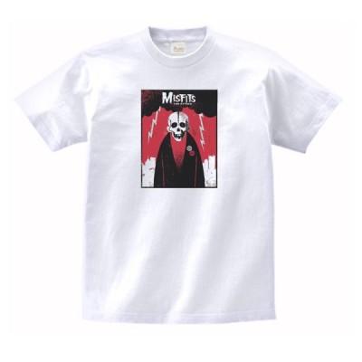 MISFITS 音楽・ロック・シネマ Tシャツ
