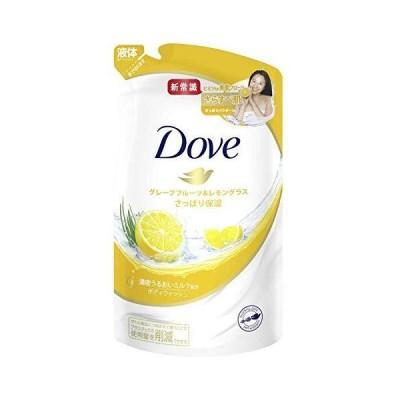 Dove(ダヴ)ボディウォッシュボディソープグレープフルーツ&レモングラス詰替え用