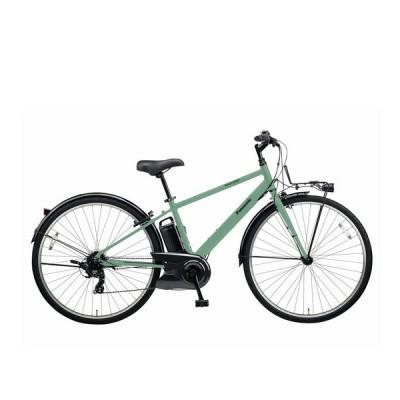 パナソニック ベロスター 限定カラー マットセラドングリーン BE-ELVS772 8.0Ah 電動スポーツバイク