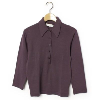 ZOZOUSED / 長袖ポロシャツ WOMEN トップス > ポロシャツ