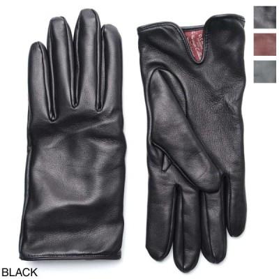 デンツ DENTS レザー グローブ THE HERITAGE COLLECTION ヘリテージコレクション BISLEY HAIR SHEEP ヘアシープ 手袋 メンズ 15-0007-black