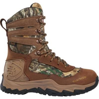 ラクロス レディース ブーツ・レインブーツ シューズ LaCrosse Women's Windrose 8'' Realtree Edge 600g Waterproof Hunting Boots