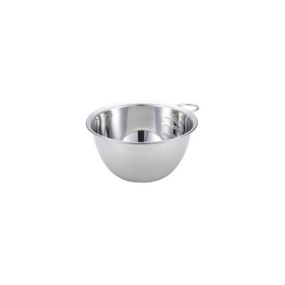 F18-8深型ボール口/目盛/リング付15cm CD:035394