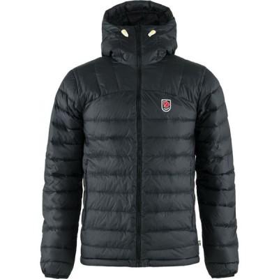 フェールラーベン Fjallraven メンズ ダウン・中綿ジャケット アウター expedition pack hoodie down jacket Black