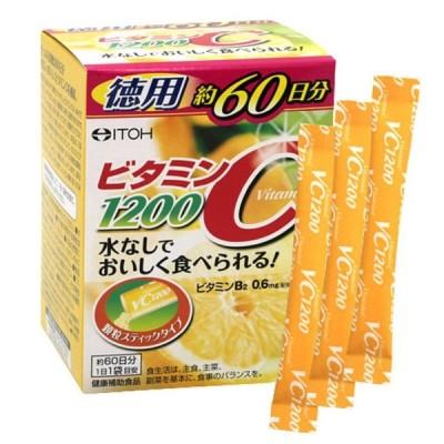 井藤漢方製薬 ビタミンC 1200 (60袋)