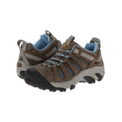 Keen キーン レディース 女性用 シューズ 靴 スニーカー 運動靴 Voyageur - Brindle/Alaskan Blue