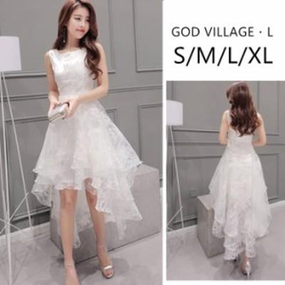 ロングワンピース Aライン ドッキングロング パーティドレス ドレス パーティー S/M/L/XL wp-170512-199-A