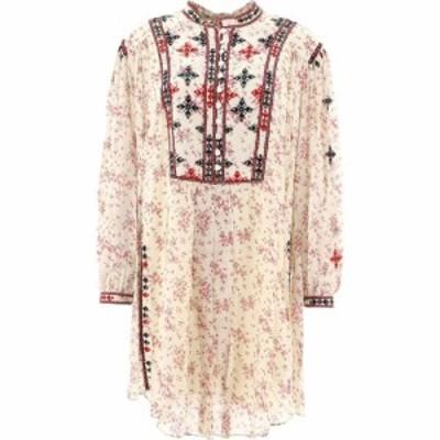 イザベル マラン Isabel Marant Eoile レディース ワンピース ワンピース・ドレス Imalou Embroidered Dress Beige