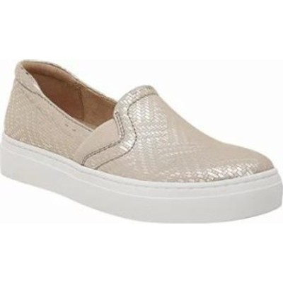 Naturalizer レディーススニーカー Naturalizer Carly Slip-On Light Gold Woven