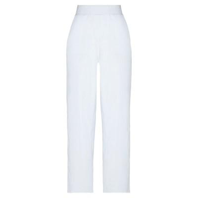 ジジル JIJIL パンツ ホワイト 40 コットン 94% / ポリウレタン 6% パンツ