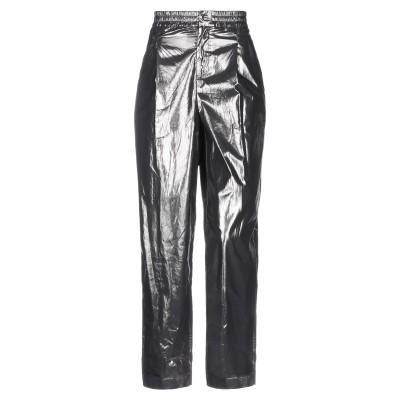 ヌード NUDE パンツ 鉛色 40 コットン 97% / ポリエステル 3% パンツ