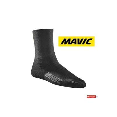 (ネコポス対象商品)マヴィック(MAVIC) エッセンシャル サーモソックス <ブラック>